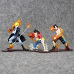 Ace – Luffy – Sabo – One Piece Attack Styling – 2