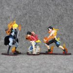 Ace – Luffy – Sabo – One Piece Attack Styling – 3