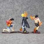 Ace – Luffy – Sabo – One Piece Attack Styling – 4