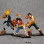 Ace – Luffy – Sabo – One Piece Attack Styling – FIGS086