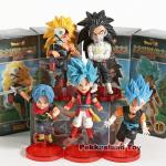 FIGS099 – Dragon Ball 5pcs – 3 Tóc xanh – 2