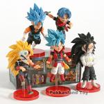 FIGS099 – Dragon Ball 5pcs – 3 Tóc xanh – 4