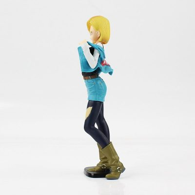 FIG033 – Android 18 – Poc – Vay Xanh Bien – Glitter_Glamour – 2