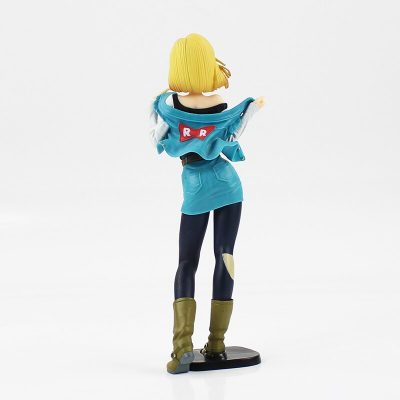 FIG033 – Android 18 – Poc – Vay Xanh Bien – Glitter_Glamour – 3