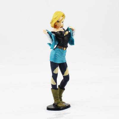 FIG033 – Android 18 – Poc – Vay Xanh Bien – Glitter_Glamour – 4