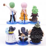 FIGS067 – One Piece WCF 6pcs – 2 Toc Xanh La – 5