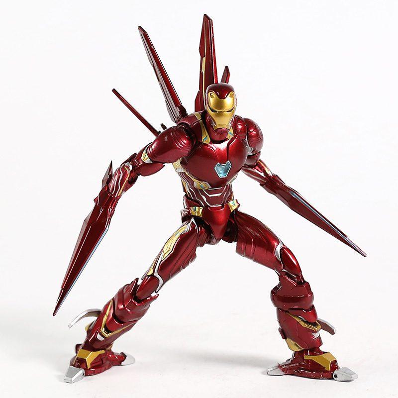 FIGM013 – Iron Man MK50 – Nano Weapon Set – 2