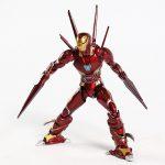 FIGM013 – Iron Man MK50 – Nano Weapon Set – 4