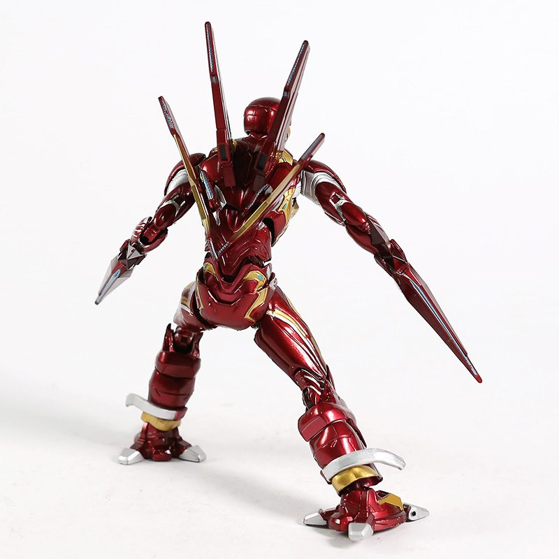 FIGM013 – Iron Man MK50 – Nano Weapon Set – 5