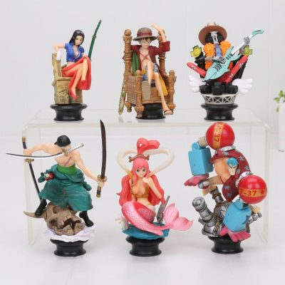 FIGS104 – One Piece 6pcs – Chess Piece Collection – 1