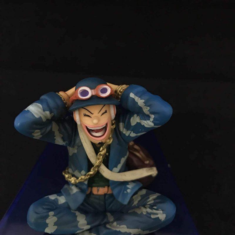 MFIG017 – Usopp Ngồi – One Piece 20th Anniversary Ver – 2