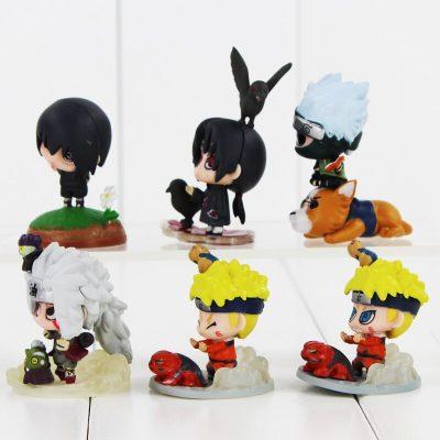 FIGS014 – Naruto 6pcs 06 – Itachi n 2 Qua – 5