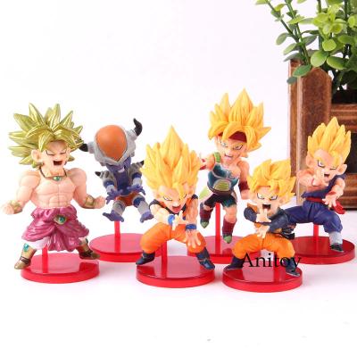 FIGS081 – Dragon Ball 6pcs – Battle of Saiyan Vol. 4 – 3