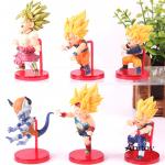 FIGS081 – Dragon Ball 6pcs – Battle of Saiyan Vol. 4 – 4