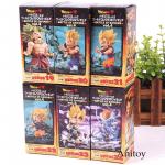 FIGS081 – Dragon Ball 6pcs – Battle of Saiyan Vol. 4 – 7