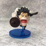 FIGS130 – One Piece WCF 6pcs – 3 Luffy – 6