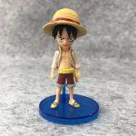 FIGS130 – One Piece WCF 6pcs – 3 Luffy – 7