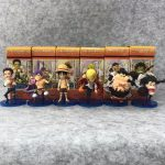 FIGS130 – One Piece WCF 6pcs – 3 Luffy – 8