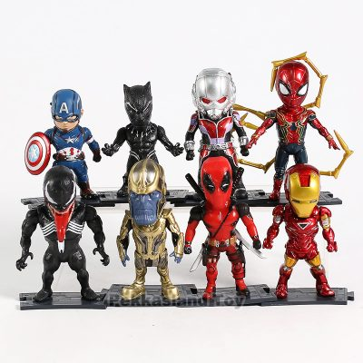 FIGS206 – Marvel Avengers Endgame 8pcs – 1