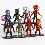FIGS206 – Marvel Avengers Endgame 8pcs – 2