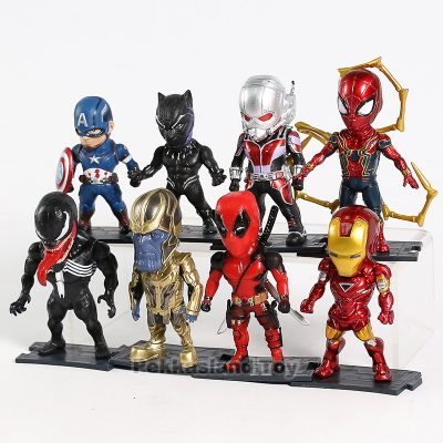 FIGS206 – Marvel Avengers Endgame 8pcs – 3