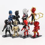 FIGS206 – Marvel Avengers Endgame 8pcs – 4