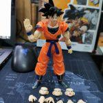 FIGM039 – Son Goku – A Saiyan Raised On Earth – SHF – 1