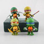 FIGS211 – Ninja Rua 4pcs Khac Mau – 1