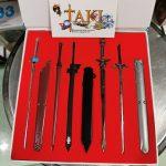 MK015 – BMK Kiem Sword Art Online 4 Cay Kem Vo