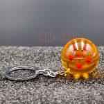 MK030 – Móc Khóa Ngọc Rồng 6 Sao