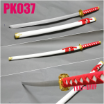 PK037 – Kiem Go Katana Trang Day Do 1m – 0