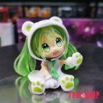 MFIG048 – Hatsune Miku Green Bear Ver (1)